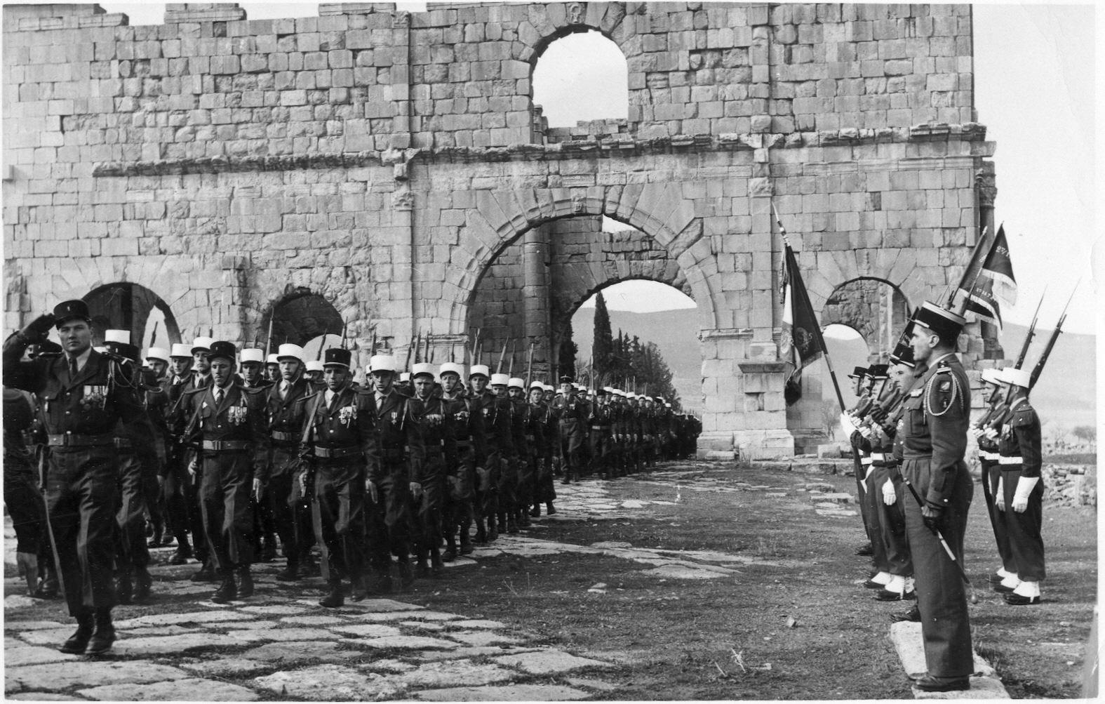 Algerian sota 1954-62